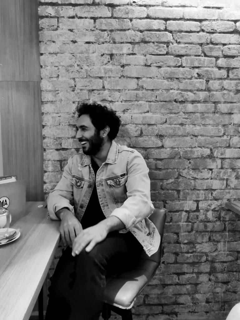 Emre Şentürk, founder of the Essydo Magazine